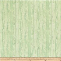 Pink Lady Wood Grain Light Green