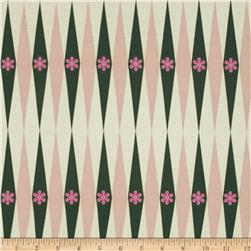 Cotton & Steel Playful Backgammonish Green