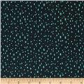 Riley Blake Knock on Wood Dot Navy