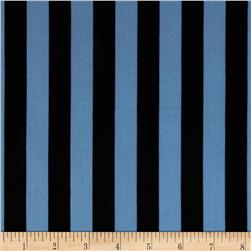 Sketchbook Stripe Black/Blue