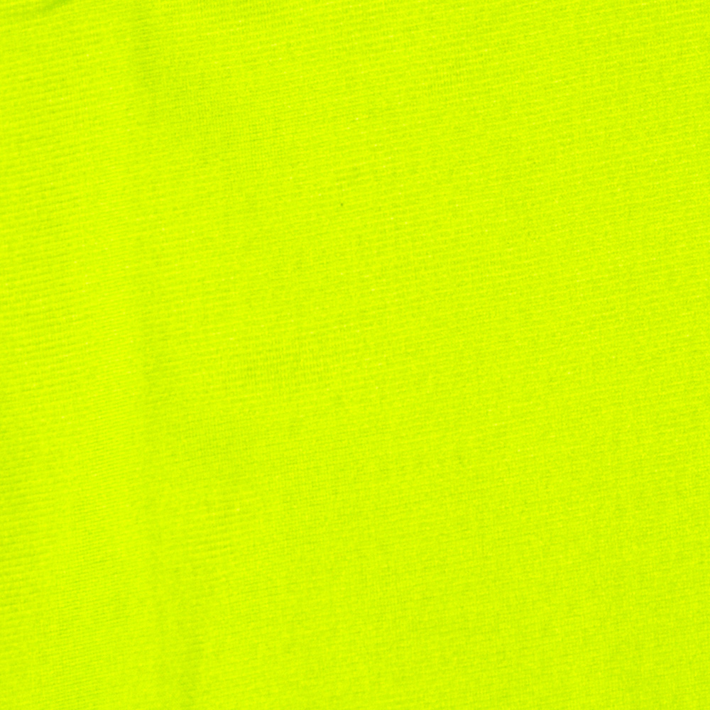 108'' 40 Denier Tricot Neon Yellow Fabric