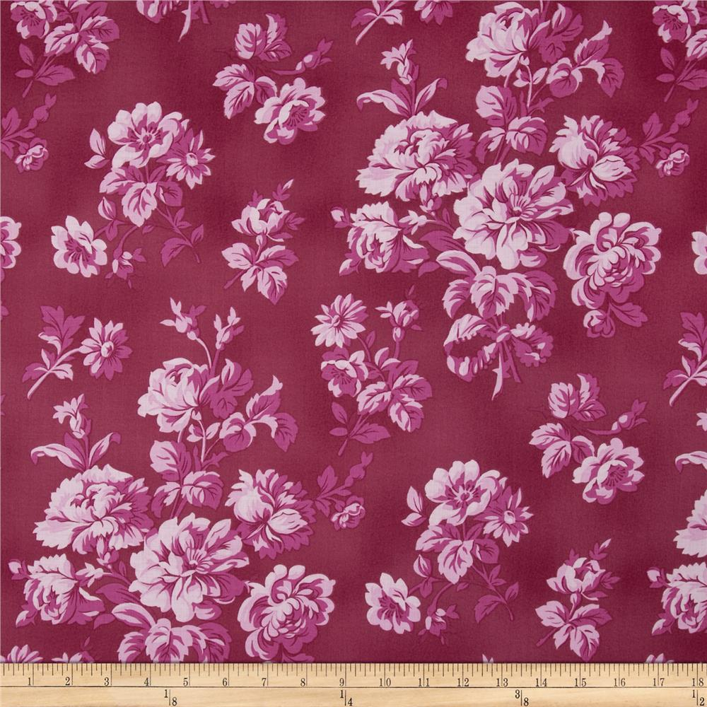 Billet-Doux Shadow Rose Velvet