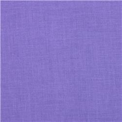 Designer Essentials Solid Broadcloth Lavender Fabric