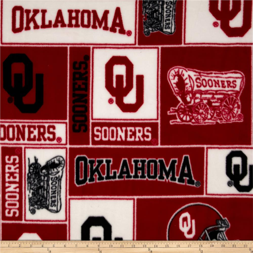 Collegiate Fleece University of Oklahoma Collage