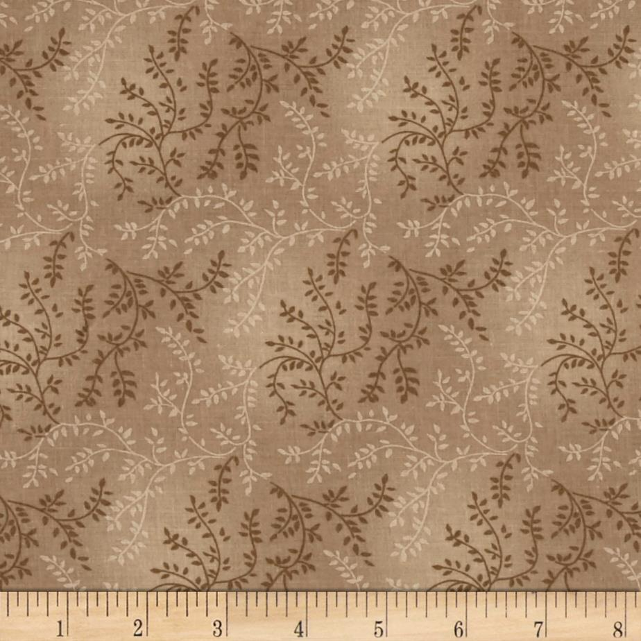 "108"" Wide Quilt Back Tonal Vineyard Taupe"