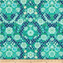 Amy Butler Violette Garden Fete Midnight Fabric