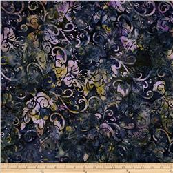 Bali Batiks Doves Sea Holly