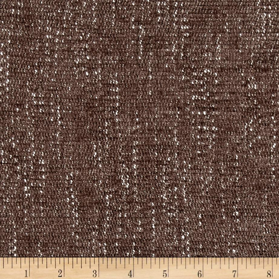 World wide cyrus chenille espresso discount designer for Fabric world