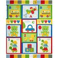 Bundle of Joy Panel Green