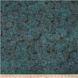 Island Batik Mum Light Blue/Dark Blue