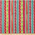Christmas Cool Yule Stripe Multi