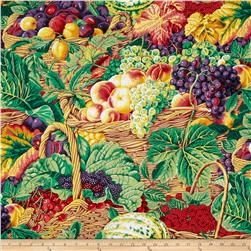 Kaffe Fassett Collective Market Basket Natural