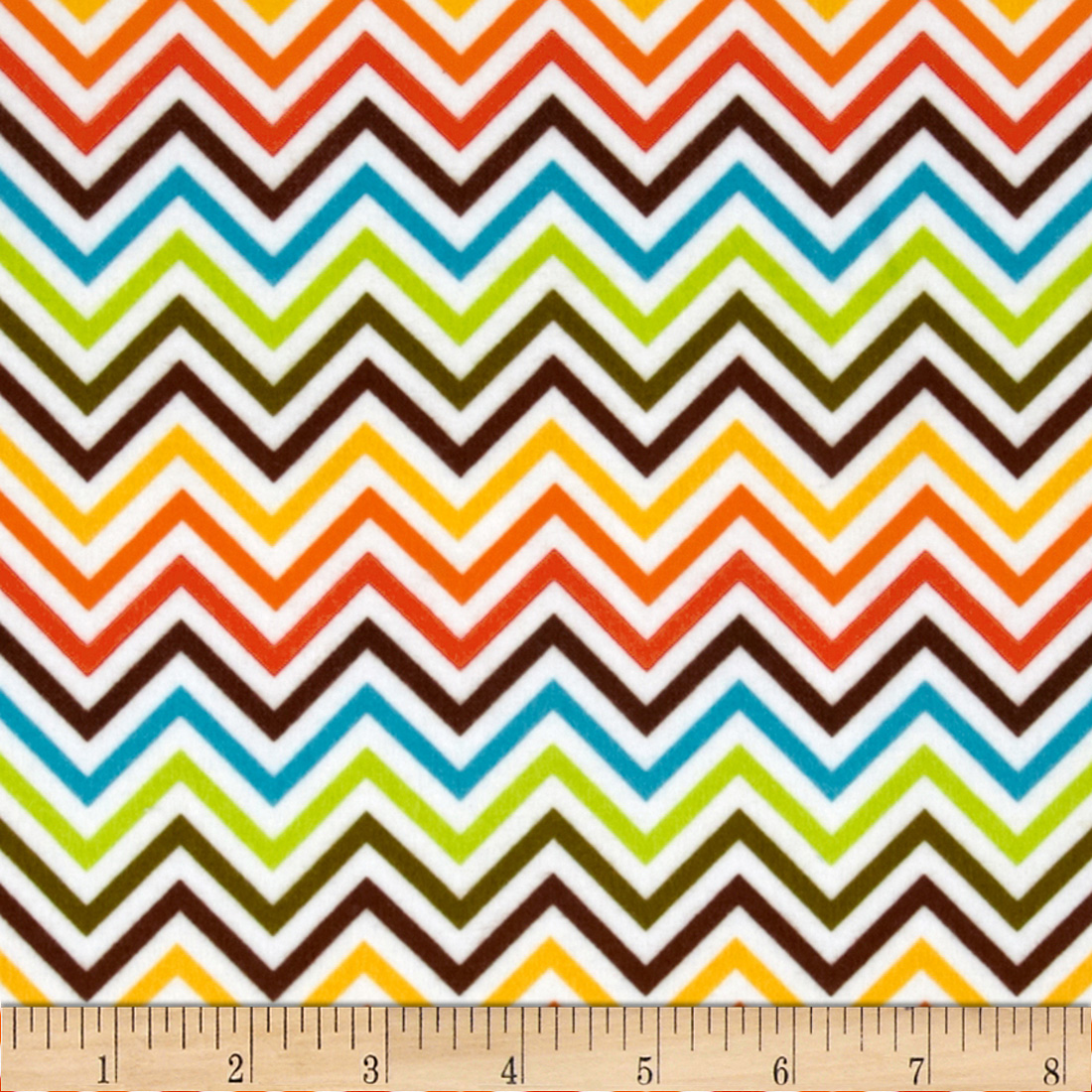 Remix Flannel Chevron Wild
