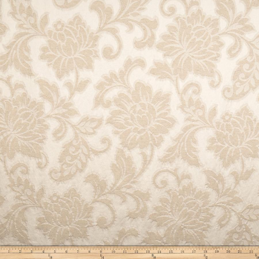 Fabricut Sacco Linen Relaxed Flax