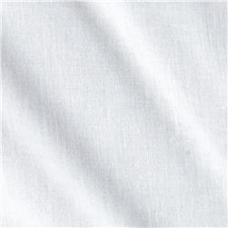 Basic Very Lightweight Broadcloth White