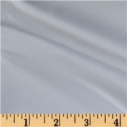 Jersey Knit Cotton Spandex Solid White