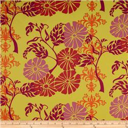 Delhi Home Decor Twill Tapestry Scarlet