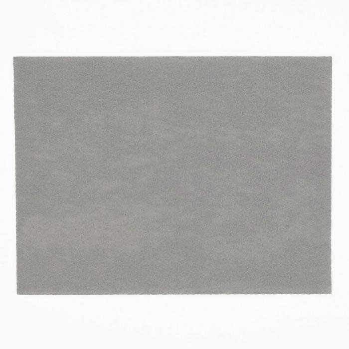 "Friendly Felt 9"" x 12"" Craft Cut Silver Gray"