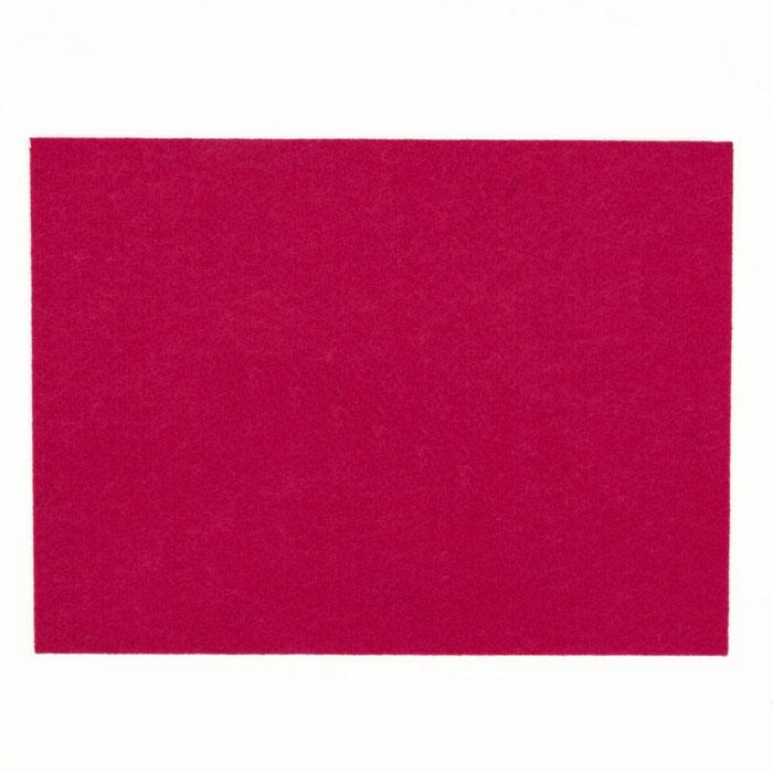 "Friendly Felt 9"" x 12"" Craft Cut Fuchsia"