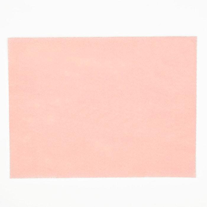 "Friendly Felt 9"" x 12"" Craft Cut Baby Pink"