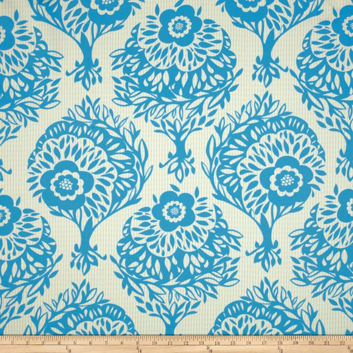 Innocent Crush Woodcut Daydream Blue
