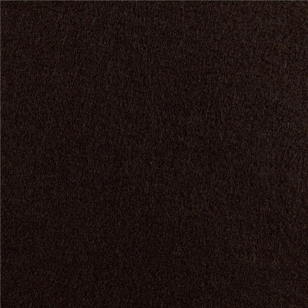 72'' Rainbow Felt Cocoa Brown