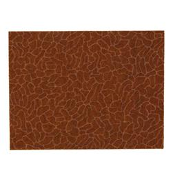 "Embossed Felt Cobblestone 9"" x 12"" Craft Cut Copper Canyon"