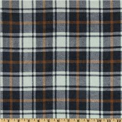 Misprint Plaid Flannel Black/Brown