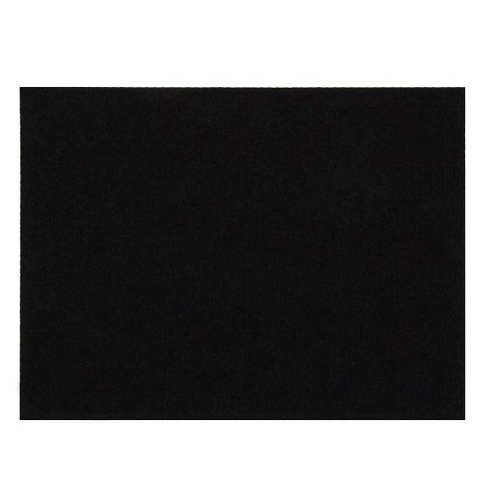 "Stick'rz Felt 9"" x 12"" Craft Cut Black"