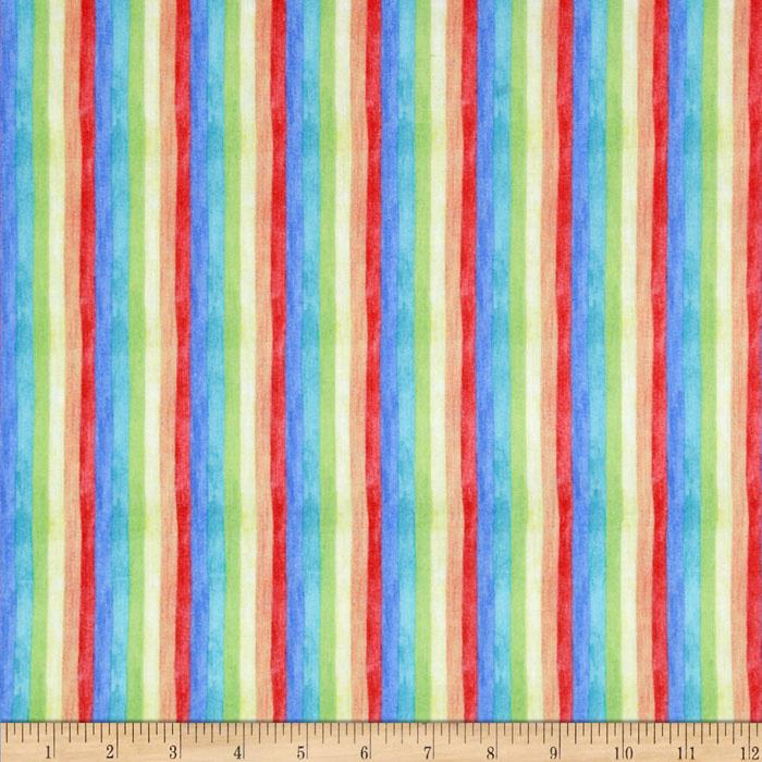 Baby Zoo Crew Stripe Multi