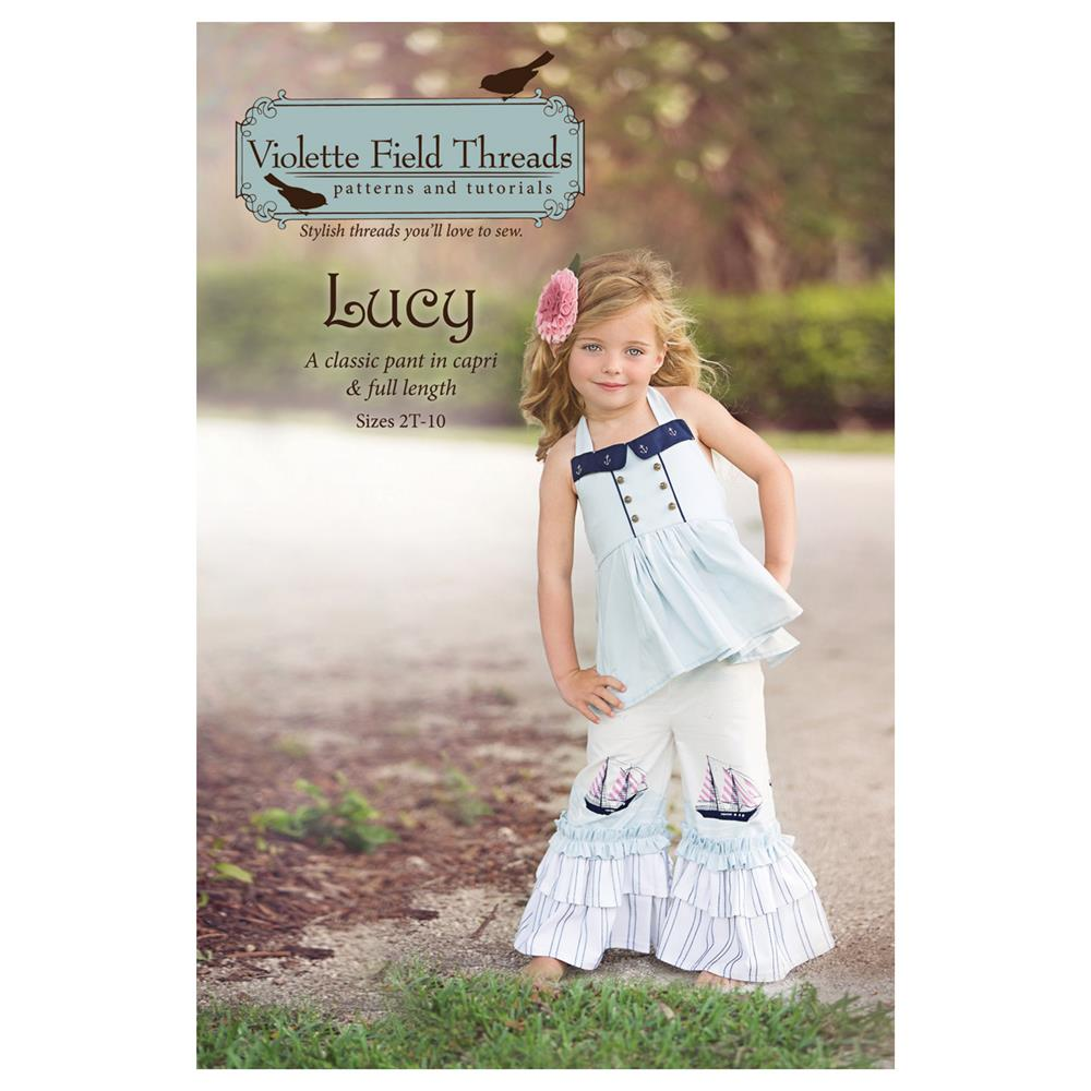 Violette Field Threads Lucy Pants Pattern