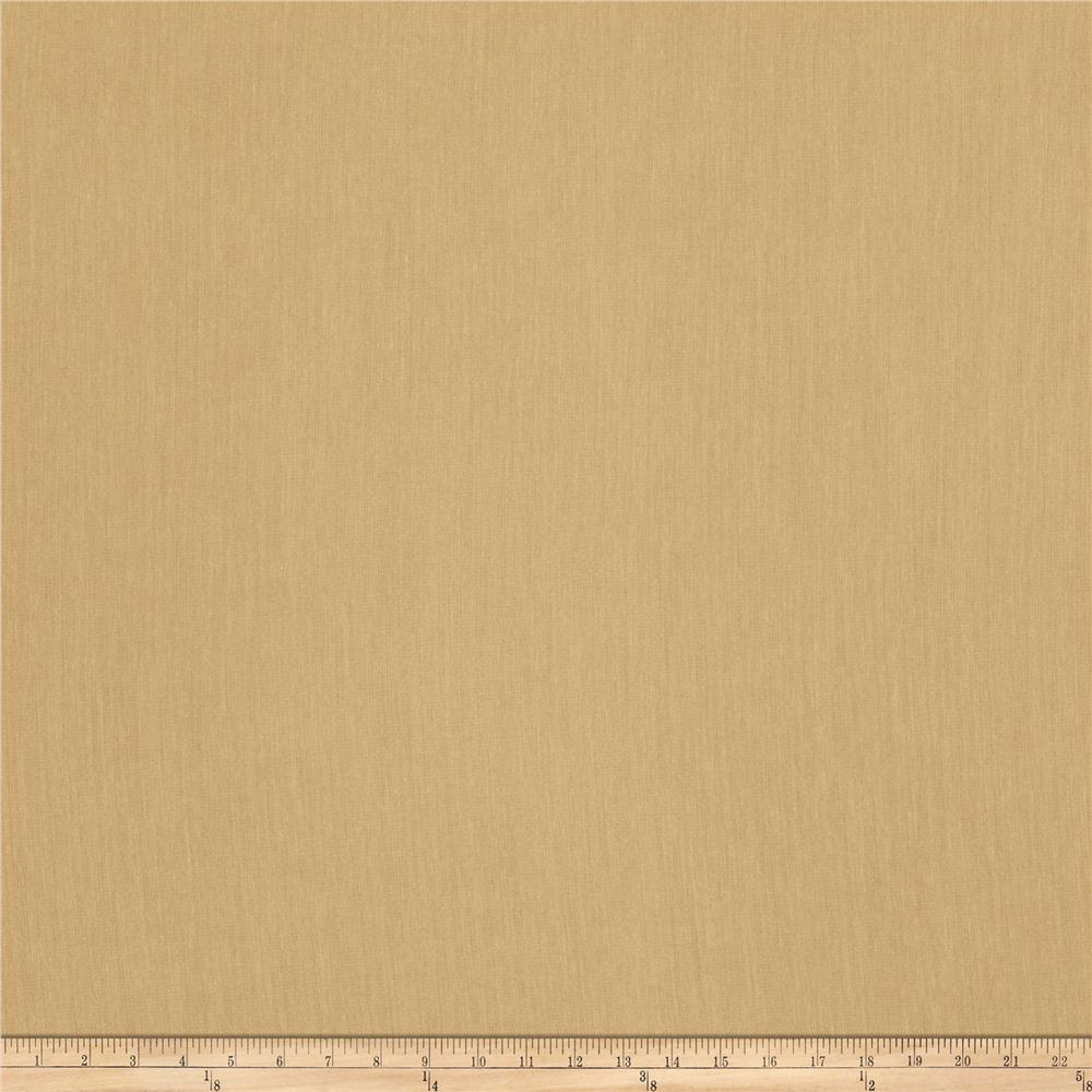 "Fabricut Frosted 118"" Sheer Honey"