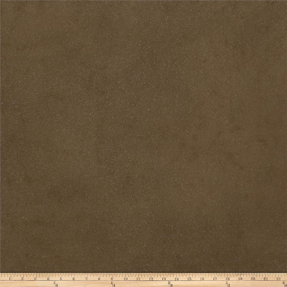 Fabricut Arctic Glaze Faux Leather Pewter