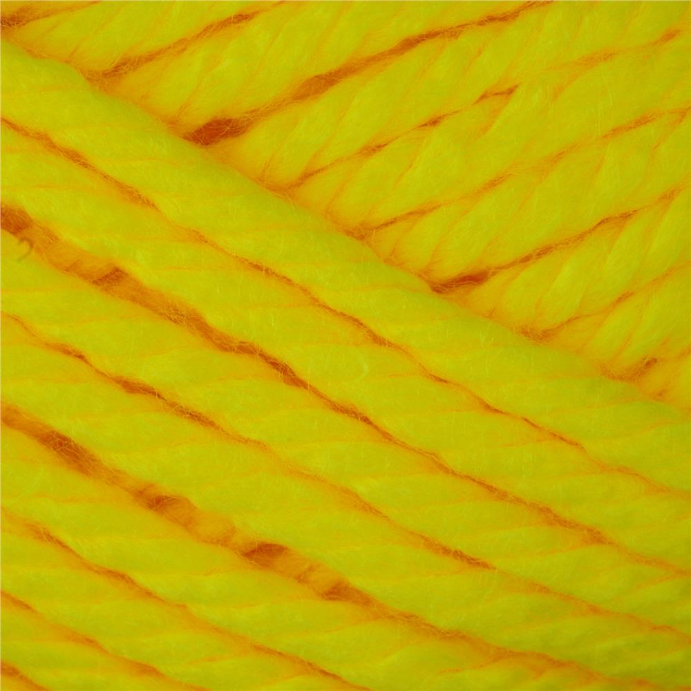 Lion Brand Hometown USA Yarn Neon Lemon