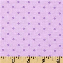 Moda Celebration Dots Lavender