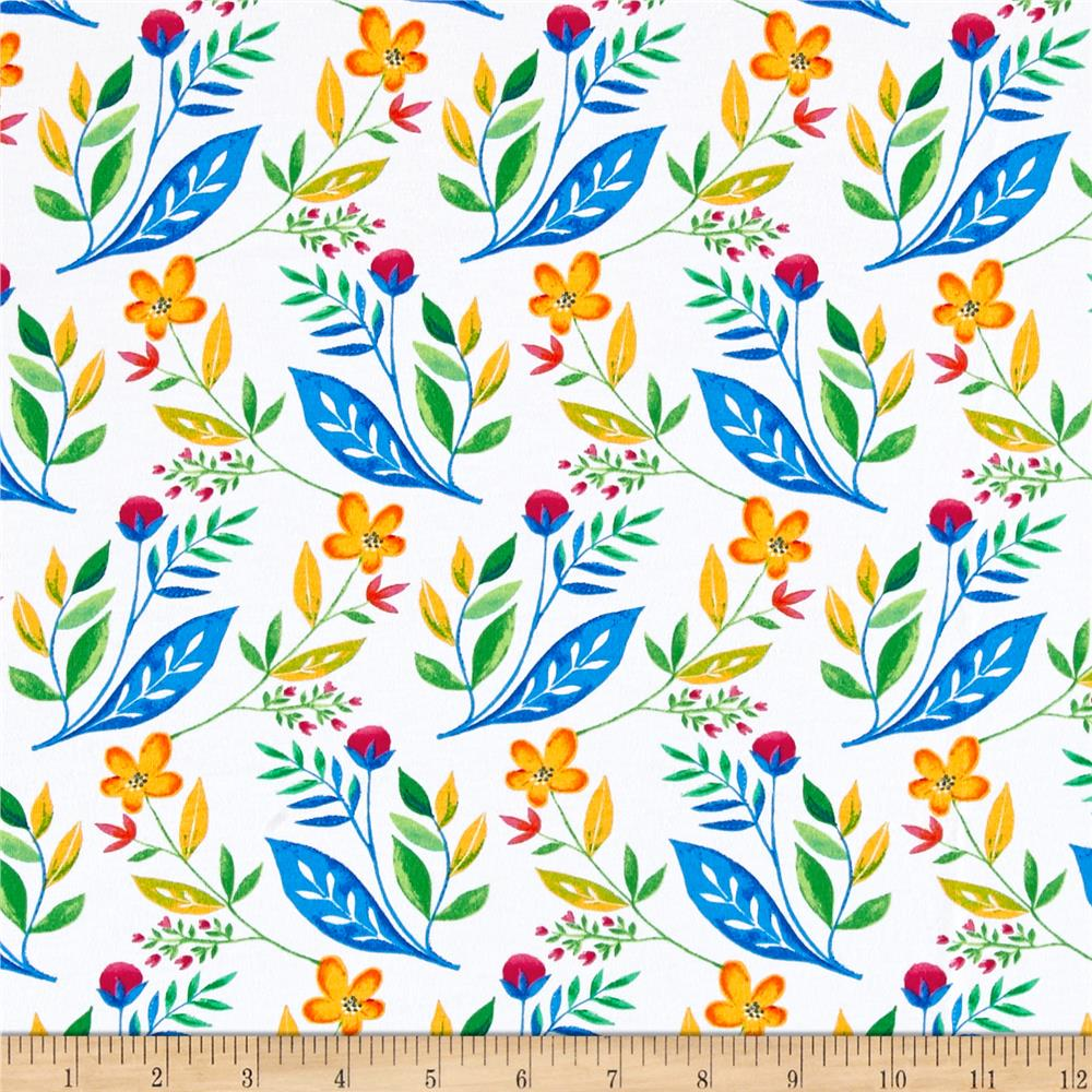 Printed cotton jersey knit fabric discount designer for Wholesale childrens fabric