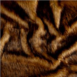 Shannon Golden Fox Faux Fur Gold