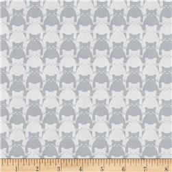 Yolanda Fundora Kitty Kitty Tonal Cat Grey