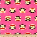 Paul Frank Julius Flannel Pink