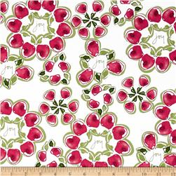Ambrosia Joy Wreath Red