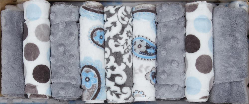 Minky Cuddle Quilt Kit Wee One Sweet Dreams Boy