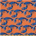 Michael Miller Shore Thing Lobster Pot Orange