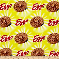 Kelloggs Eggo Sunshine Yellow