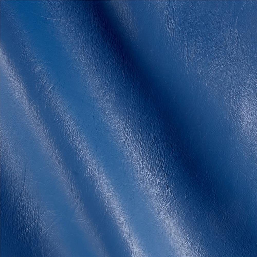 Vinyl Denim Blue Discount Designer Fabric Fabric Com