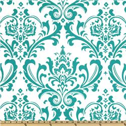Premier Prints Traditions True Turquoise