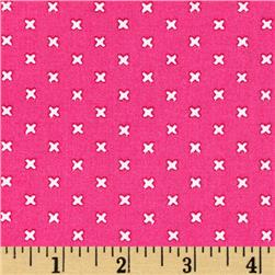 Lecien Flower Sugar Small Geo Pink