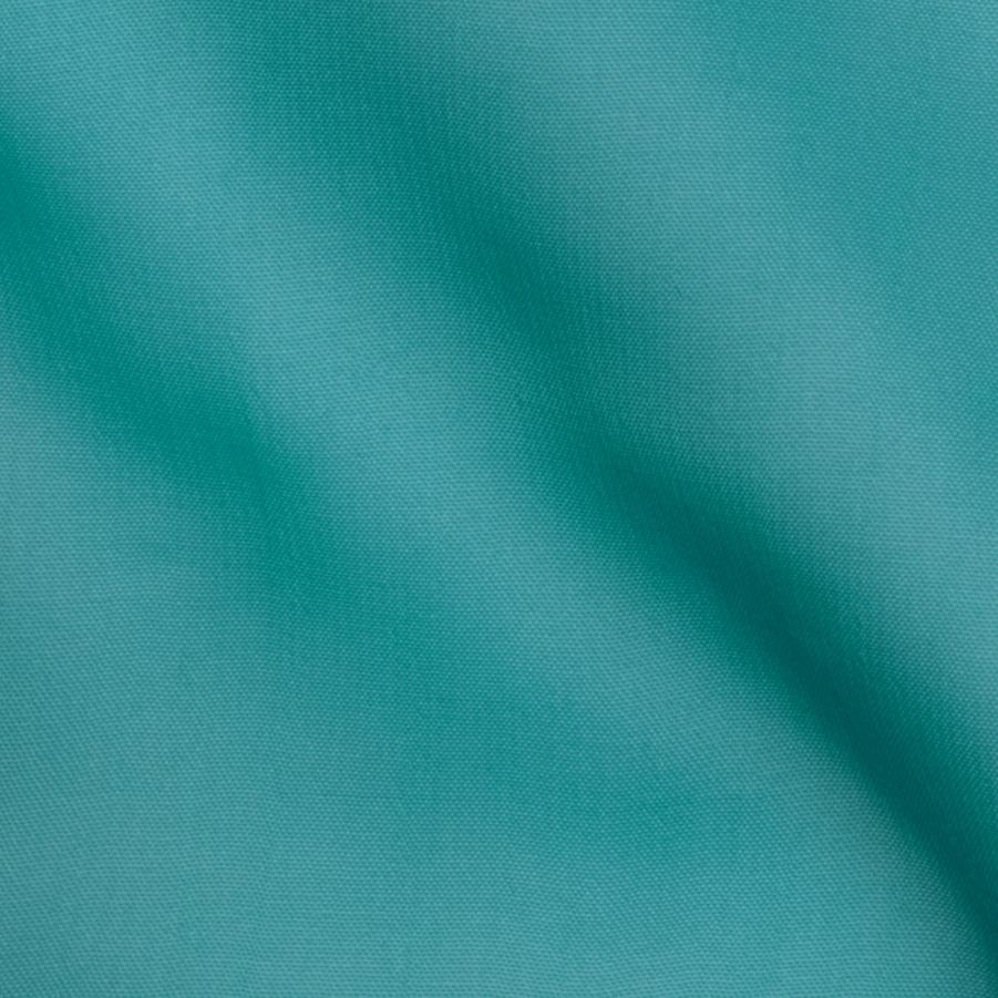 two tone chiffon turquoise   discount designer fabric