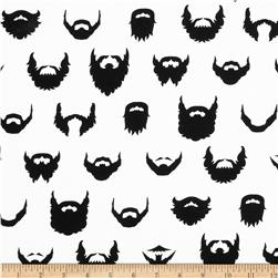 Brilliant Beards White