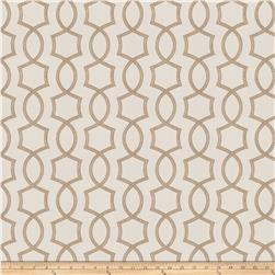 Fabricut Docile Lattice Linen