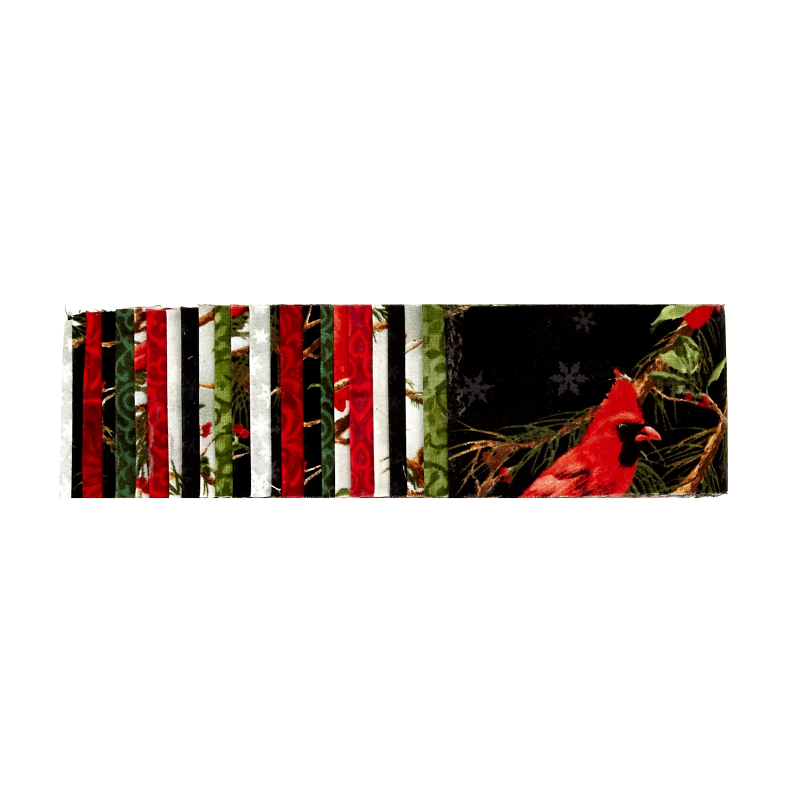 Wilmington The Cardinal Rule 2.5'' Crystal Strips by MM Fab in USA